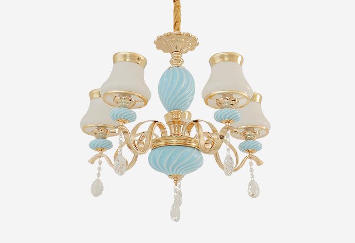 蜡烛水晶灯品牌