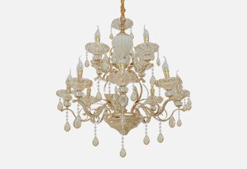 湖北法式水晶吊灯